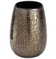 WENKO Zahnputzbecher, Keramik, braun, rund-Thumbnail