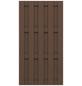 TraumGarten Zaunelement »JUMBO«, Holz-Polymer-Werkstoffe (WPC), LxH: 98 x 179 cm-Thumbnail