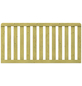 TraumGarten Zaunelement »Karlo«, HxL: 90 x 179 cm, natur-Thumbnail