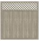 TraumGarten Zaunelement »LL RIVA«, Kunststoff, LxH: 180 x 180 cm-Thumbnail