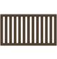 TraumGarten Zaunelement »RAJA«, WPC, LxH: 101,5 x 85 cm-Thumbnail