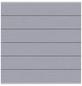 TraumGarten Zaunelement »System XL«, Holz-Polymer-Werkstoffe (WPC), LxH: 10 x 5 cm-Thumbnail