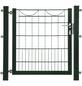 FLORAWORLD Zauntor »Bogenreihe«, HxL: 100 x 100 cm, Stahl, grün-Thumbnail