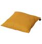 MADISON Zierkissen »Panama«, gelb, Uni, BxL: 45 x 45 cm-Thumbnail