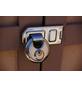 ABUS Zuhaltungsschloss, Kunststoff, silberfarben-Thumbnail