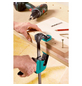 WOLFCRAFT Zwinge, Länge: 50 cm, Stahl/glasfaserverstaerkter_Kunststoff_gfk-Thumbnail