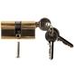 FLORAWORLD Zylinderschloss, BxHxT: 3,5 x 2 x 7,5 cm, goldfarben, für Torverschluss-Thumbnail