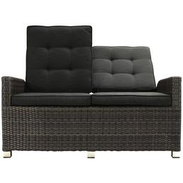 ploß® 2er-Loungesofa »Jardel Comfort«, Breite 148 cm, inklusive Auflagen