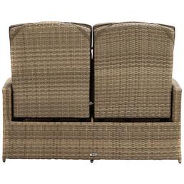 ploß® 2er-Loungesofa »Rabida Comfort«, Breite 148 cm, inklusive Auflagen