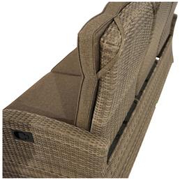 ploß® 3er-Loungesofa »Rabida Comfort«, Breite 210 cm, inklusive Auflagen
