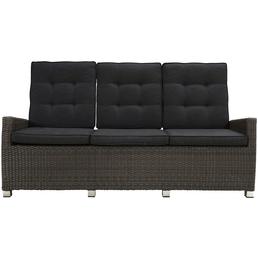 ploß® 3er-Loungesofa »Rocking Comfort«, Breite 210 cm, inklusive Auflagen