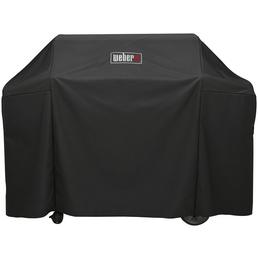 WEBER Abdeckhaube für Grills der WEBER Genesis II 400-Serie, schwarz