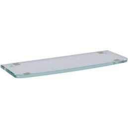 KEUCO Ablageplatte, Höhe: 1 cm, transparent