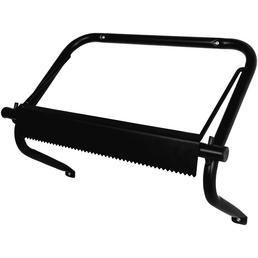 GO/ON! Abroller für Putztuchrollen, Schwarz, Metall, BxH: 500 x 220 mm