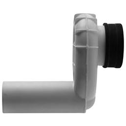 DURAVIT Absaugesiphon, Kunststoff, 140 mm