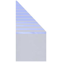 TraumGarten Abschlusselement »System GLAS BETA«, Glas, HxL: 180 x 90 cm
