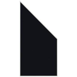 TraumGarten Abschlusselement »WEAVE Lüx«, Textil, LxH: 88 x 178 cm