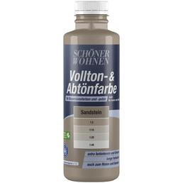 SCHÖNER WOHNEN FARBE Abtönfarbe, sandstein, 500 ml