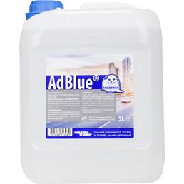RobbyRob AdBlue Stapelkanister, mit Einfüllschlauch, Transparent
