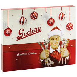 GEDORE RED Adventskalender, GEDOREred, Rot | Schwarz