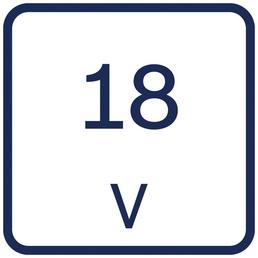 BOSCH Akku-Stichsäge »GST 18 V-LI B«, 18 V, 2700 (Hübe/min), ohne Akku