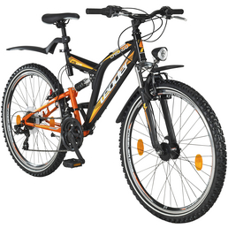 LEADER All-Terrain-Bike, 26 Zoll, Herren