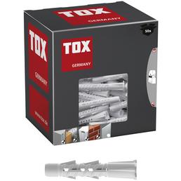 TOX Allzweckdübel, Polyethylen, 50 Stück, 10 x 60 mm