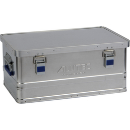 ALUTEC Aluminiumbox »BASIC«, BxHxL: 37 x 24,5 x 56 cm, Aluminium