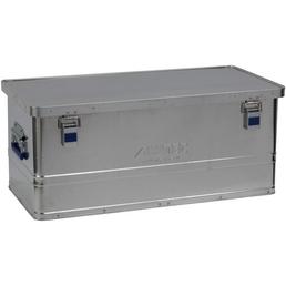 ALUTEC Aluminiumbox »BASIC«, BxHxL: 38,5 x 32,5 x 77,5 cm, Aluminium