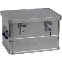 ALUTEC Aluminiumbox »CLASSIC«, BxHxL: 33,5 x 27,0 x 43 cm, Aluminium