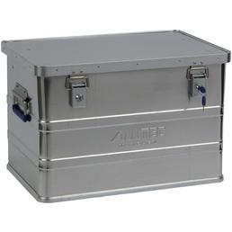 ALUTEC Aluminiumbox »CLASSIC«, BxHxL: 38,5 x 37,5 x 57,5 cm, Metall