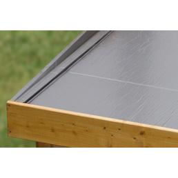 KARIBU Aluminiumfolie für Gartenhäuser, Aluminium