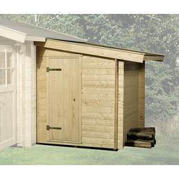 WEKA Anbauschuppen, Holz