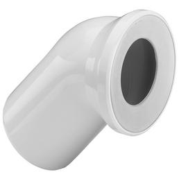 VIEGA Anschlussbogen, Kunststoff, 110_ mm, weiß