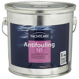 yachtcare® Antifouling, schwarz , matt