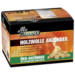 MR. GARDENER Anzünder Mr.GARDENER Holzwolleanzünder