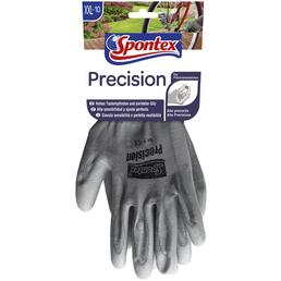 SPONTEX Arbeitshandschuhe »Precision«, grau/gruen/pink