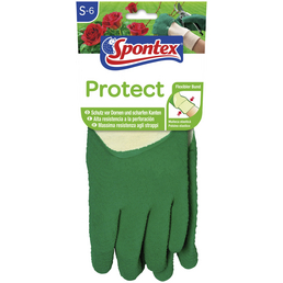 SPONTEX Arbeitshandschuhe »Typ 1«, grün