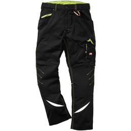 BULLSTAR Arbeitshose ULTRA Polyester/Baumwolle schwarz Gr. 52