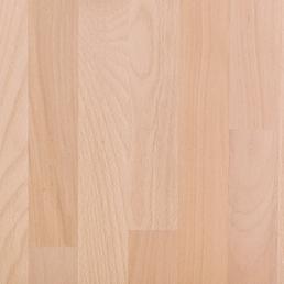 Jürgens Holzprodukte GmbH Arbeitsplatte, buche, Stärke: 40 mm