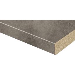 KAINDL Arbeitsplatte, Marmor De Mazi, hellgrau, Stärke: 28 mm