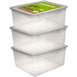 Aufbewahrungsbox »Bea«, BxLxH: 33,5 x 39  x 18 cm, Polypropylen (PP)