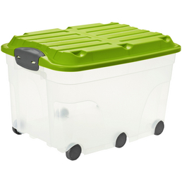 Rotho Aufbewahrungsbox, BxHxL: 40 x 37 x 59,5 cm, Kunststoff