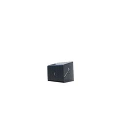 Trimetals Aufbewahrungsbox, BxHxT: 89 x 113 x 138 cm, anthrazit