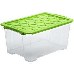 Rotho Aufbewahrungsbox »Evo Safe«, BxHxL: 39,5 x 28 x 59 cm, Kunststoff