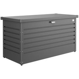 BIOHORT Aufbewahrungsbox »FreizeitBox«, BxHxT: 134 x 71 x 62 cm, dunkelgrau-metallic
