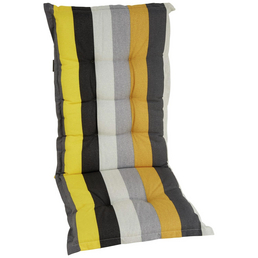 MADISON Auflage »Victoria Yellow«, BxLxH: 50  x 123  x 8 cm