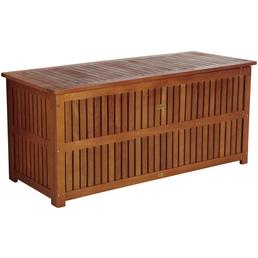 GARDEN PLEASURE Auflagenbox »Plano«, BxHxT: 130 x 58 x 55 cm, braun