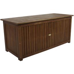 GARDEN PLEASURE Auflagenbox »Washington«, BxHxT: 133 x 58 x 55 cm, braun