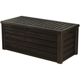 KETER Auflagenbox »Westwood«, BxHxT: 155 x 64,4 x 72,4 cm, braun